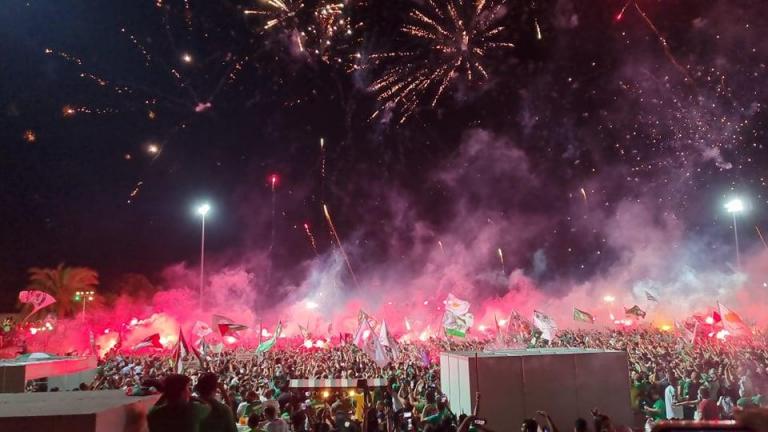 Χαμός στη Λευκωσία για το πρωτάθλημα της Ομόνοιας και… κράξιμο στην αστυνομία (vids) | to10.gr