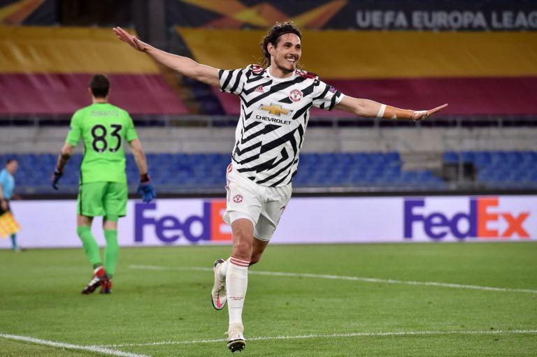 Ρόμα – Γιουνάιτεντ 3-2: Ματσάρα στη Ρώμη, πρόκριση με υπογραφή Καβάνι   to10.gr