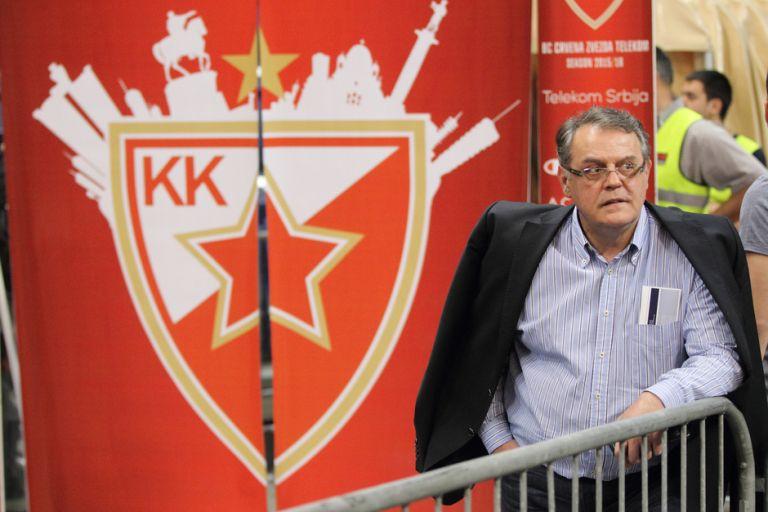 Τσόβιτς: «Ο Ερυθρός Αστέρας θέλει πολυετές συμβόλαιο στην Euroleague» | to10.gr