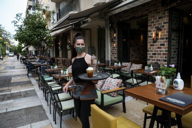 Σήκωσε ρολά η εστίαση: «Βροχή» οι κρατήσεις – Τα τραπέζια γεμίζουν πελάτες (Οι πρώτες εικόνες) | to10.gr