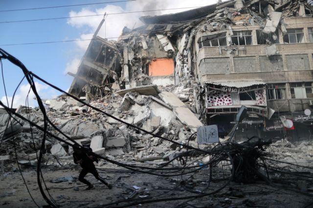 Γάζα: Το Ισραήλ απέρριψε την πρόταση για κατάπαυση του πυρός και ετοιμάζει χερσαία επιχείρηση | to10.gr