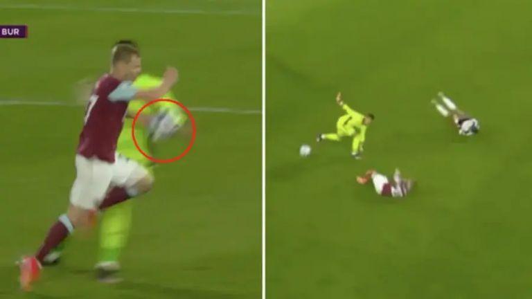 Φούλαμ: Απέκρουσε την μπάλα έξω από την περιοχή και δεν είδε ούτε κάρτα (vid) | to10.gr