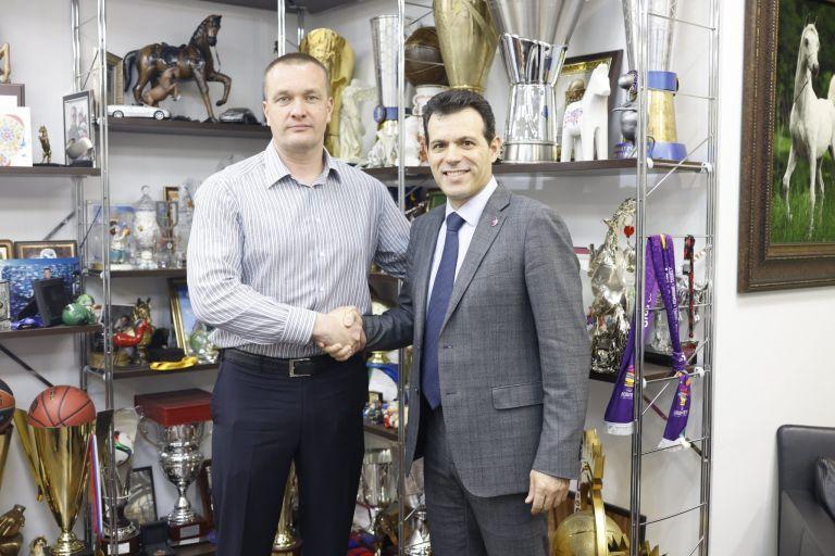 Επίσημο: Ανανέωσε μέχρι το 2023 με την ΤΣΣΚΑ ο Ιτούδης (pic) | to10.gr