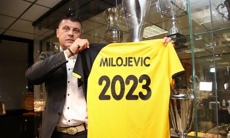 Ο Μιλόγεβιτς ξέρει που ήρθε και τι χρειάζεται για να την κάνει ξανά… ΑΕΚ   to10.gr