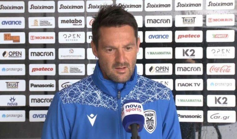 Σνάουτσνερ: «Άλλο ματς το αυριανό και άλλο ο τελικός» | to10.gr