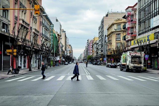 «Βόμβα» Γεραπετρίτη: Πιθανή η πλήρης κατάργηση της απαγόρευσης κυκλοφορίας | to10.gr