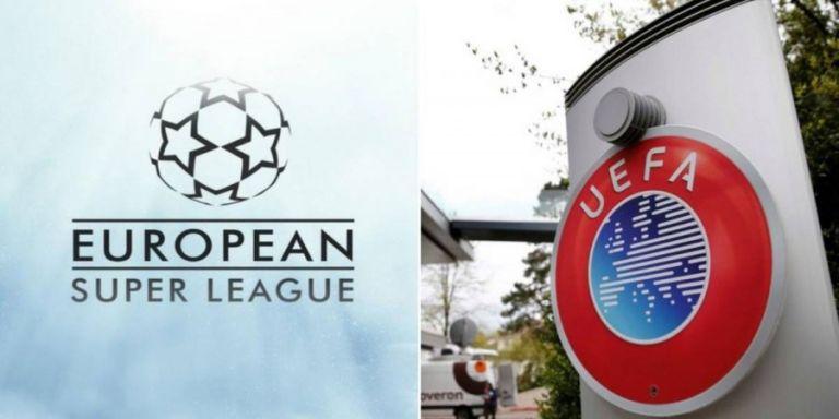 ESL: «Απορρίπτουμε κάθε επίμονο εξαναγκασμό που προσπαθεί η UEFA να πετύχει» | to10.gr