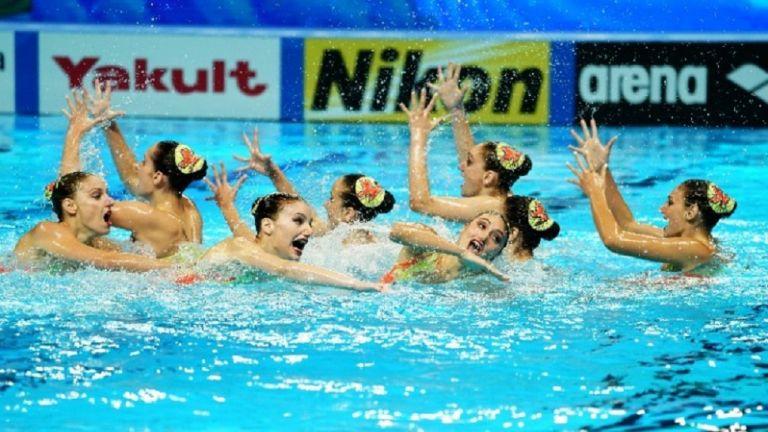 Καλλιτεχνική κολύμβηση: Ασημένιο μετάλλιο για την Ελλάδα στο κόμπο | to10.gr