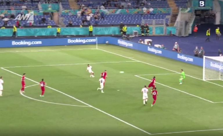 Τουρκία – Ιταλία : Tο γκολ του Ινσίνιε για το 3-0 (vid) | to10.gr