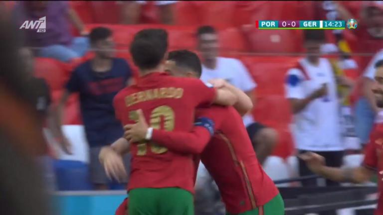 Ποιος άλλος; 1-0 με Ρονάλντο η Πορτογαλία! (vid) | to10.gr