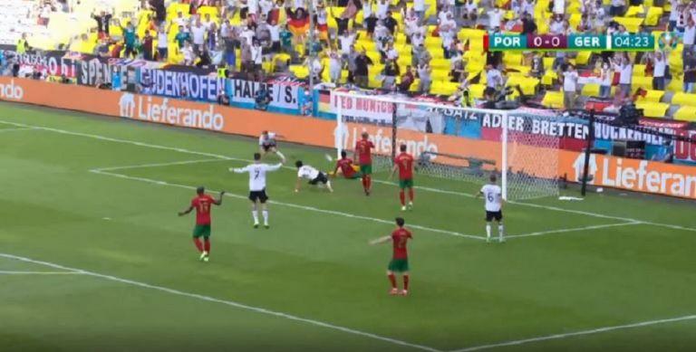 Πορτογαλία-Γερμανία: Το VAR ακύρωσε το γκολ του Γκοσένς (vid) | to10.gr