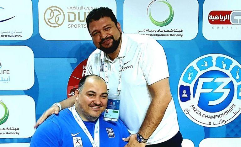 Χρυσό μετάλλιο ο Κώστας Δήμου στο Παγκόσμιο Κύπελλο άρσης βαρών | to10.gr