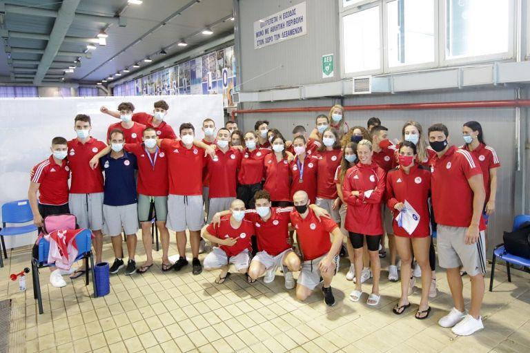 Πρωταθλητής στην κολύμβηση για 62η φορά ο Ολυμπιακός | to10.gr