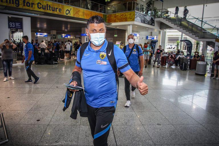 «Πέταξε» για Ολλανδία η αποστολή της ΑΕΚ (pics) | to10.gr