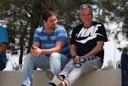 Παναθηναϊκός: Στο τμήμα σκάουτινγκ ο Λιβαθηνός   to10.gr
