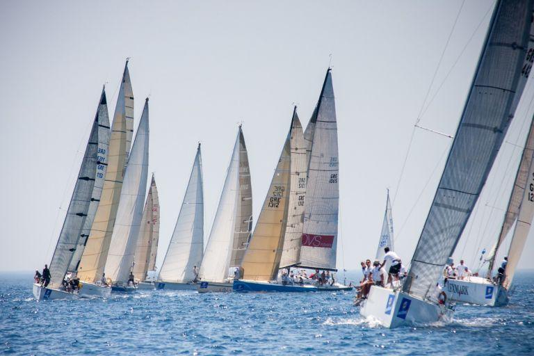 AEGEAN 600: Μία διεθνής διοργάνωση θα ανοίξει πανιά στο μαγευτικό Αιγαίο   to10.gr