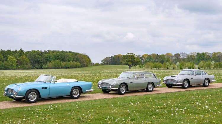 Τρεις συλλεκτικές Aston Martin DB5 βγαίνουν στο σφυρί   to10.gr