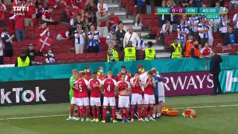 Το «καμπανάκι» της FIFPro στην UEFA πριν την κατάρρευση του Έρικσεν (pic) | to10.gr
