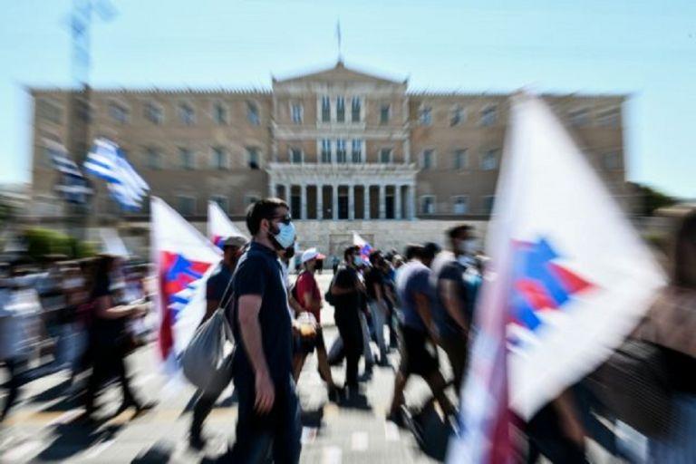 Σε εξέλιξη οι απεργιακές συγκεντρώσεις ενάντια στο εργασιακό νομοσχέδιο – Ποιοι δρόμοι είναι κλειστοί   to10.gr
