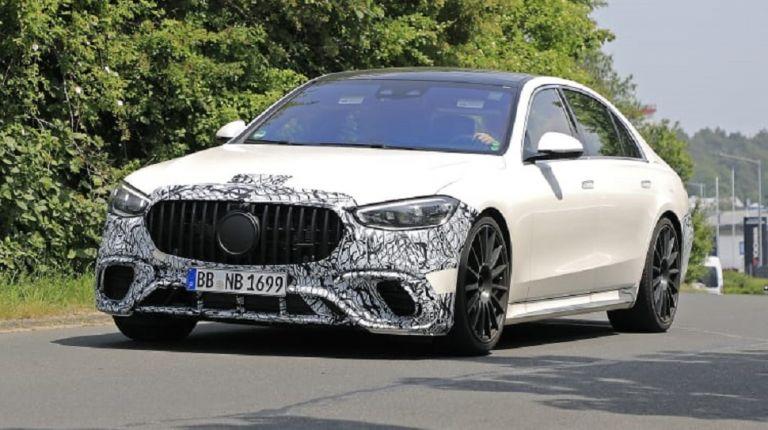 Mercedes-AMG S 63: Ασκήσεις κορυφής   to10.gr