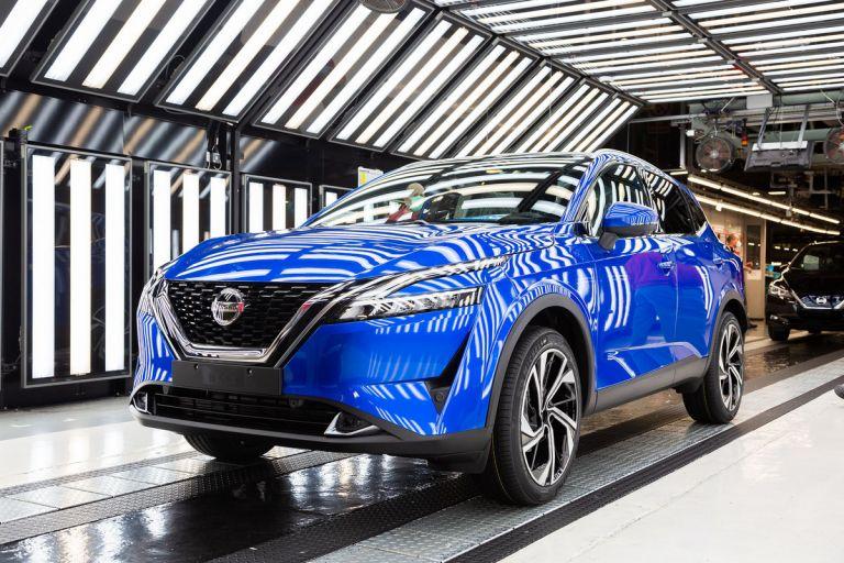 Έναρξη παραγωγής για τη νέα γενιά του Nissan Qashqai | to10.gr