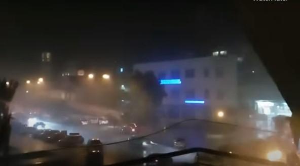 Μεγάλη καταιγίδα στη Ραφήνα – «Άνοιξαν» οι ουρανοί | to10.gr