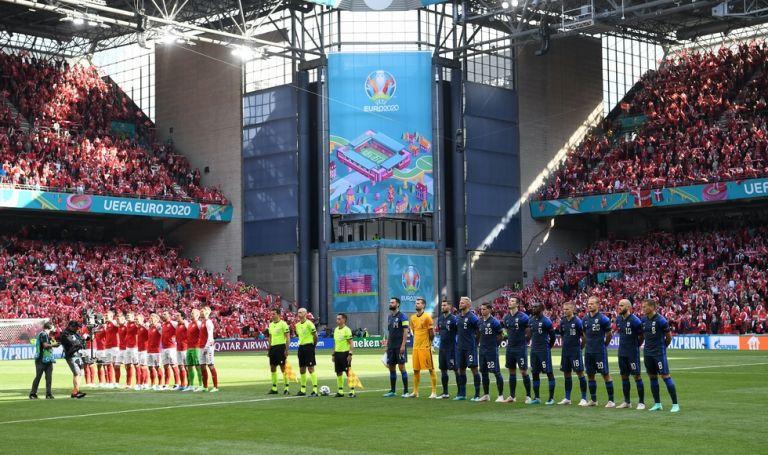 Αδιανόητη απόφαση του ΑΝΤ1: Δεν έδειξε το υπόλοιπο Δανία-Φινλανδία   to10.gr