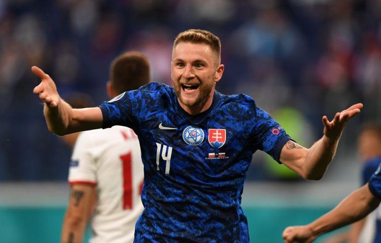 Αποβολή για την Πολωνία, γκολ για την Σλοβακία (vids) | to10.gr