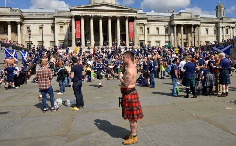 Συλλήψεις στο Λονδίνο μετά το Αγγλία-Σκωτία | to10.gr
