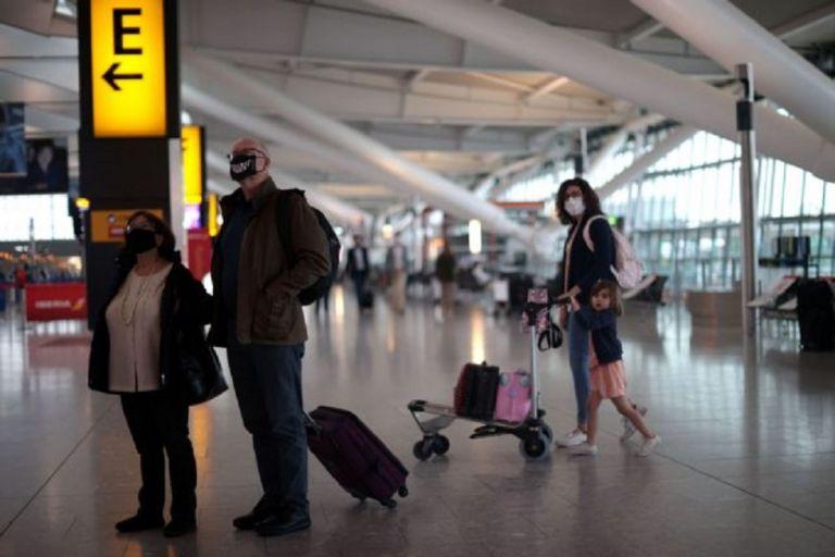 ΕΕ: Αίρονται οι περιορισμοί για τους ταξιδιώτες από τις ΗΠΑ   to10.gr