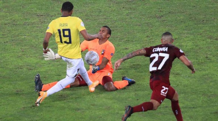 Βενεζουέλα – Εκουαδόρ 2-2 | to10.gr