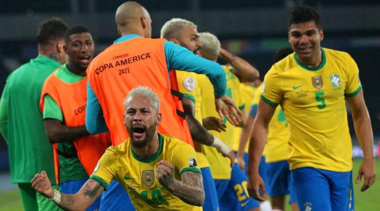 Βραζιλία – Κολομβία 2-1   to10.gr