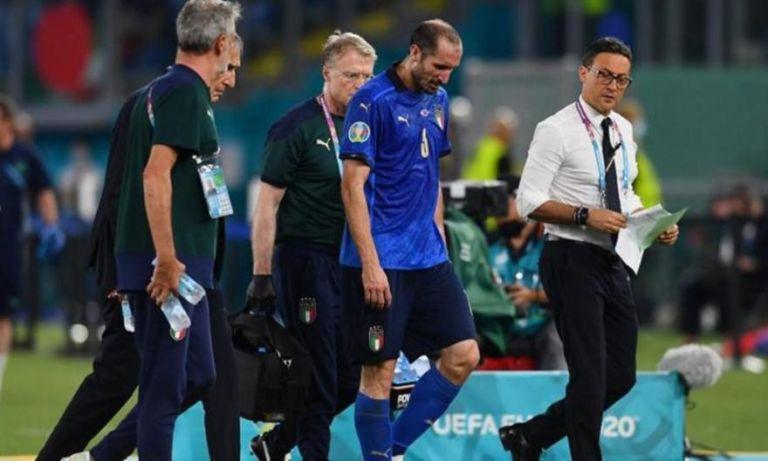 Ιταλία: «Νοκ άουτ» με Αυστρία ο Κιελίνι   to10.gr
