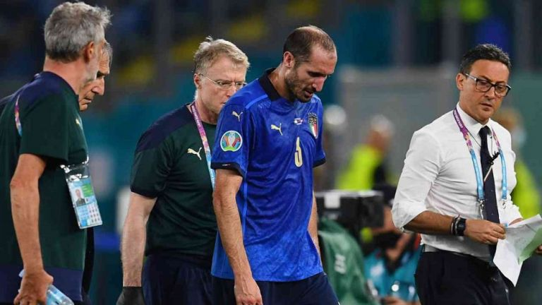 Ιταλία: Χωρίς τον Κιελίνι στην 3η αγωνιστική | to10.gr