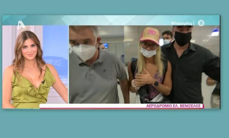 Survivor: Χαμός στο αεροδρόμιο με την Χαμπέρη (vid)   to10.gr