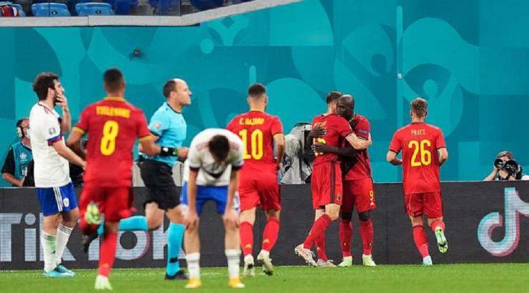 Σκοράρει ξανά ο Λουκάκου για το 3-0 του Βελγίου (vid)   to10.gr