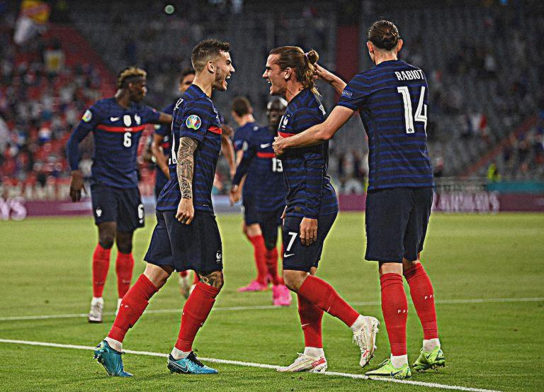 Γαλλία – Γερμανία 1-0: Σαν πρωταθλήτρια…   to10.gr
