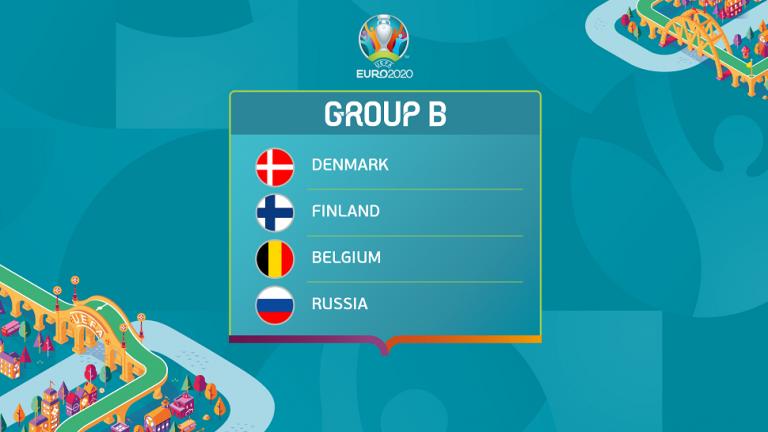 2ος Όμιλος: To πανίσχυρο Βέλγιο, η μάχη Ρωσίας-Δανίας για την πρόκριση και η πρωτάρα Φινλανδία (pics+vids)   to10.gr
