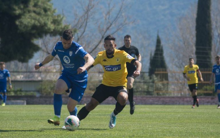 «Κόλλησε» η Καβάλα (1-1), έχασε έδαφος η Καλλιθέα (1-0)   to10.gr