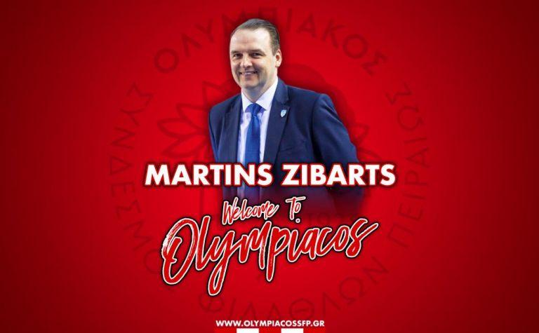 Επίσημο: Νέος προπονητής του Ολυμπιακού ο Ζίμπαρτς | to10.gr