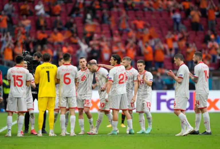 Βόρεια Μακεδονία – Ολλανδία: Το μεγάλο αντίο του Πάντεφ (vid)   to10.gr