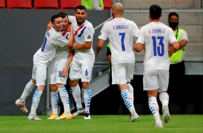 Χιλή – Παραγουάη 0-2: Νίκη, πρόκριση και… βλέπει πρωτιά η «Αλμπιρόχα» | to10.gr