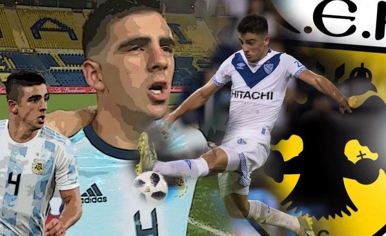 Διεθνή Αργεντινό κοιτάζει η ΑΕΚ (vids) | to10.gr
