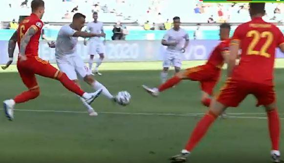 Ουαλία-Ελβετία: Κοντά στο γκολ ο Σεφέροβιτς (vid)   to10.gr