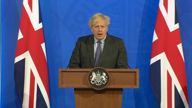 Τζόνσον: Παράταση μέτρων στη Βρετανία έως τις 19 Ιουλίου   to10.gr