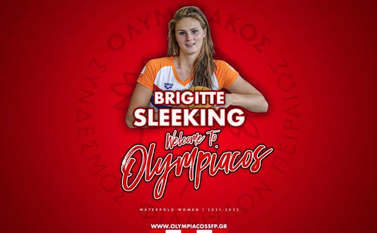 Νέο «μπαμ» από τον Ολυμπιακό: Ανακοίνωσε και τη Σλίκινγκ | to10.gr