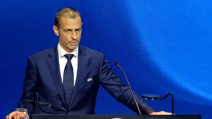 Τσεφέριν: «To Εuro 2020 είναι μήνυμα ελπίδας, το φως στο τέλος του τούνελ»   to10.gr