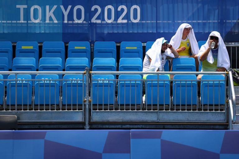 Η ζέστη «χτυπά» τους Ολυμπιακούς Αγώνες: Θερμοκρασίες ρεκόρ και «παράπονα» από τους αθλητές   to10.gr