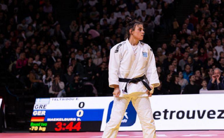 Ηττήθηκε από την Σκοκιμάρι η Τελτσίδου και έχασε τις ελπίδες για μετάλλιο   to10.gr