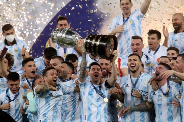 Το ποσό που η Ομοσπονδία της Αργεντινής θα βάλει στα ταμεία της από το Κόπα Αμέρικα | to10.gr